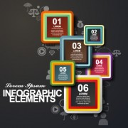 Business Infographic creative design 1251 free