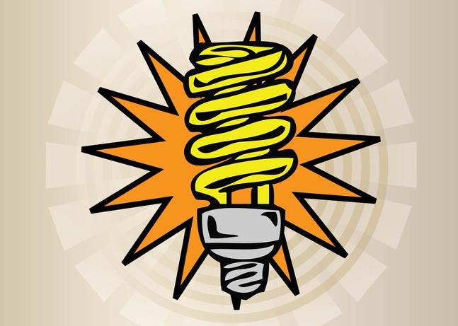 Golden Idea vector free