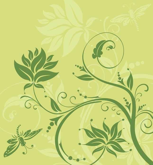 Nature Plants Image vector free