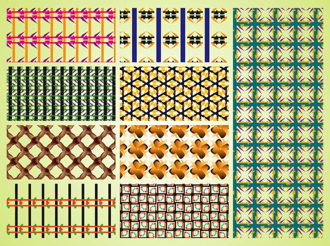 Patterns Images vector free