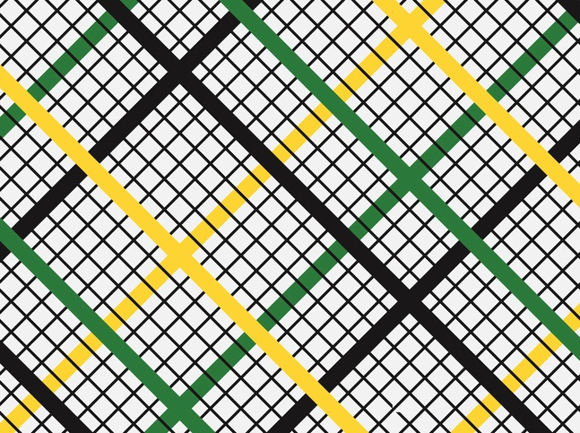 Checkered Layout vector free