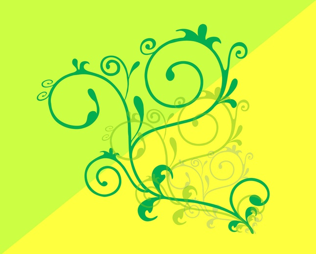 Free Floral Graphics vector