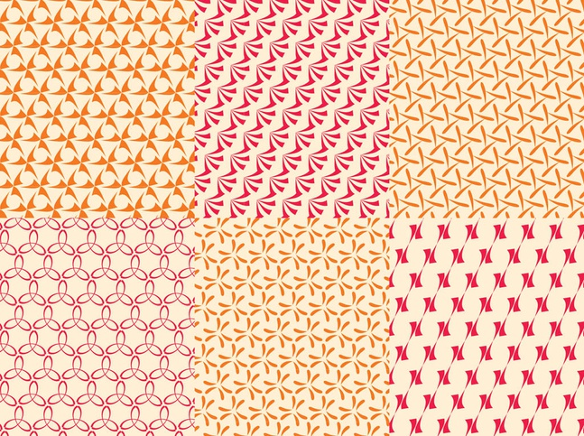 Vector Patterns Graphics free