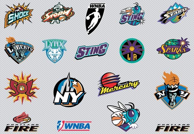 NBA Team Logos 2. vector free