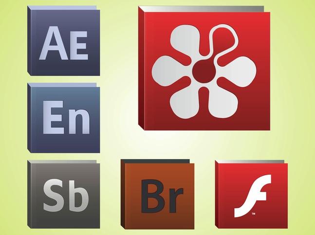 Adobe Vectors free