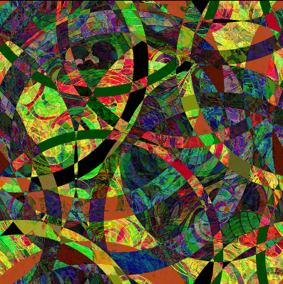 Abstract colored grunge pattern vector graphics 02 free
