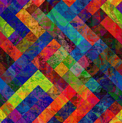 Abstract colored grunge pattern vector graphics 04 free