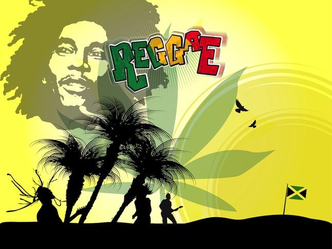 Bob Marley Poster vector free