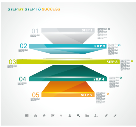Business Infographic creative design 1228 free