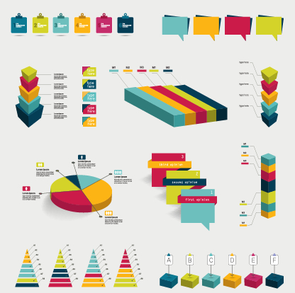 Business Infographic creative design 1443 free