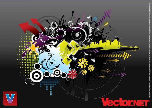 Urban Design vector free
