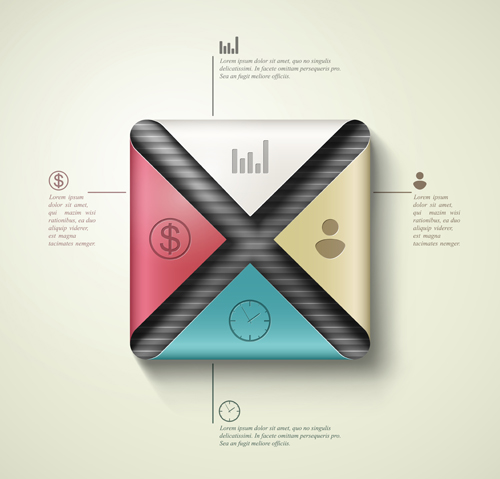 Business Infographic creative design 1340 free