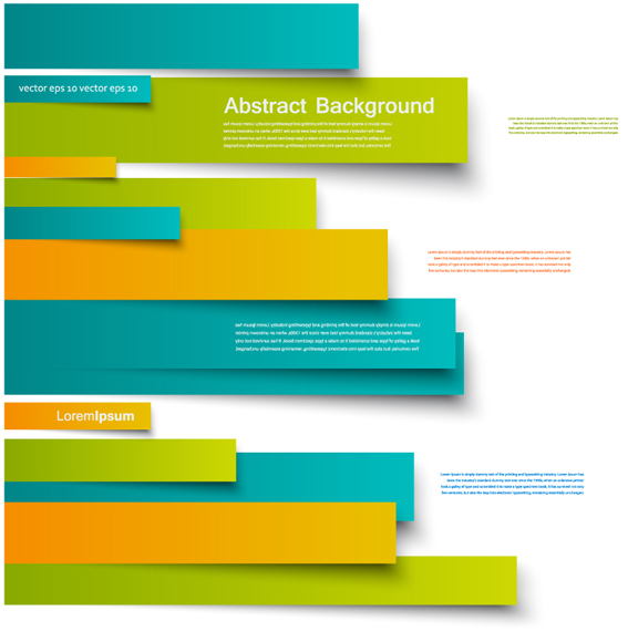 Colored paper background vectors graphic free