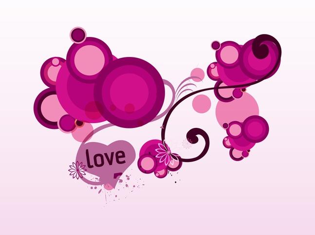 Love Vector Designs free