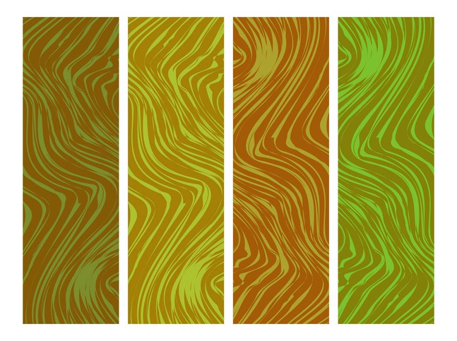 Wood Patterns Graphics vector free