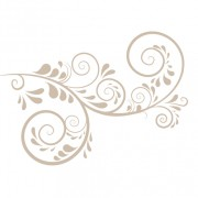 Simple floral ornament background vector 01 free