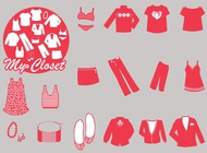 Fashion Graphics vector free
