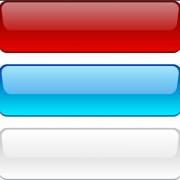 Vector web buttons creative design set 02 free