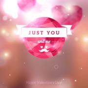 Diamond heart creative vector graphics 03 free