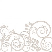 Simple floral ornament background vector 02 free