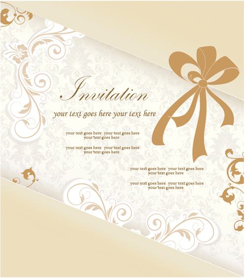 Invitation card designs free download idealstalist invitation card designs free download stopboris