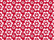Floral Pattern Graphics vector free