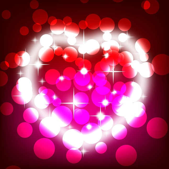 Heart of Light vector free