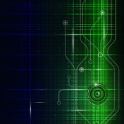 Abstract technology pattern vector background 03 free