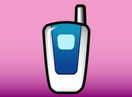 Mobile Phone vector free