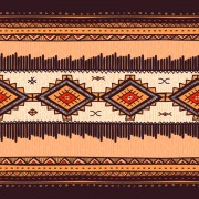Ethnic style tribal patterns graphics vector 02 free