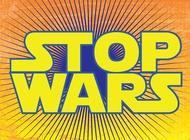 Stop Wars vector free