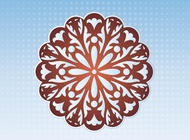Decorative Flower Vector free
