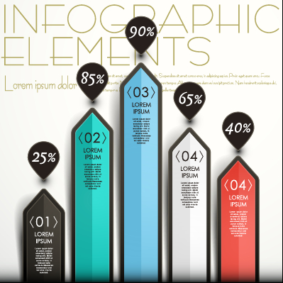 Business Infographic creative design 1229 free