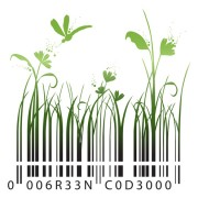 The offbeat bar codes design vector graphic 04 free