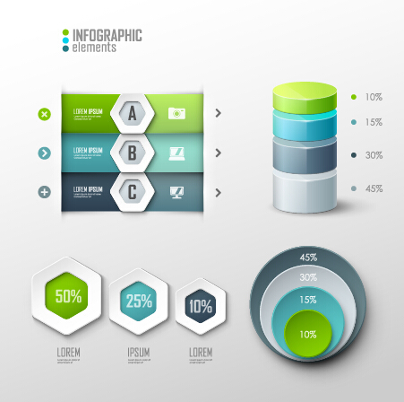 Business Infographic creative design 1479 free
