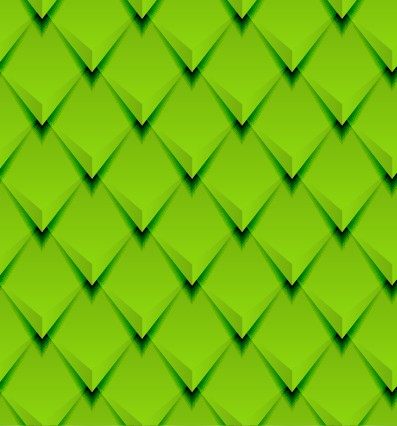 Creative pattern rhomb elements vector graphic 05 free