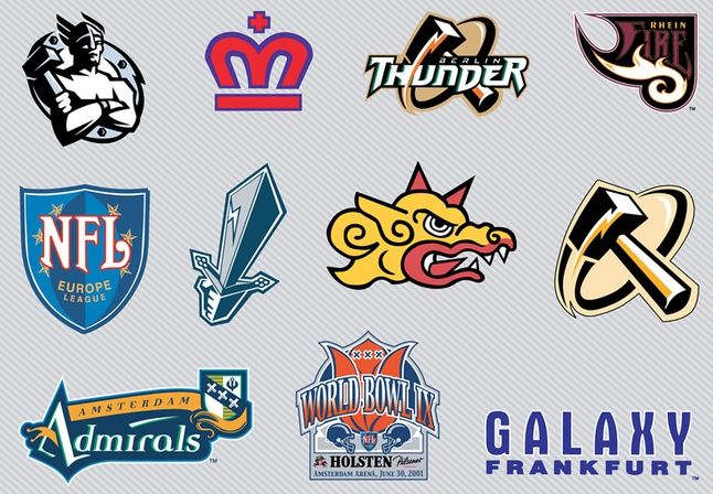 Football Logo Graphics vector free