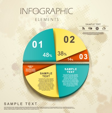 Business Infographic creative design 1017 free