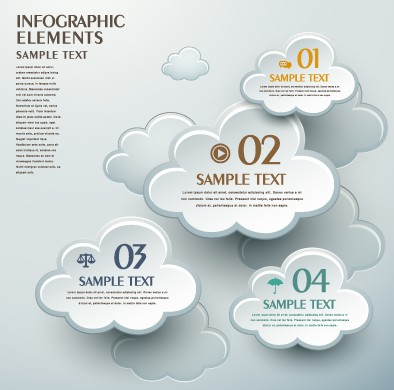Business Infographic creative design 1026 free