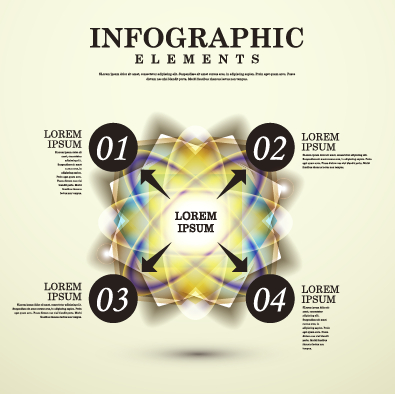 Business Infographic creative design 1191 free