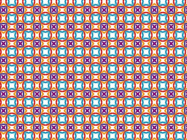 Seamless Pattern vector free