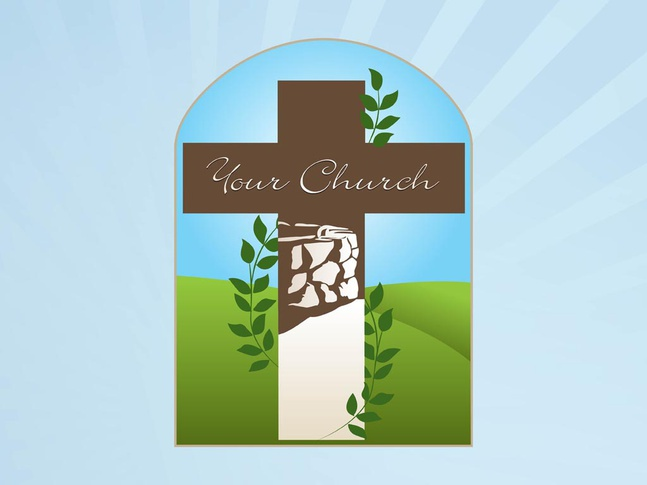 Church Logo vector free