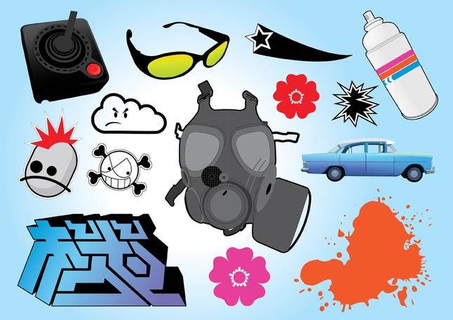 Vector Design Graphics free