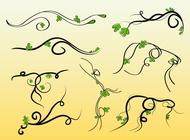 Vines Vectors free
