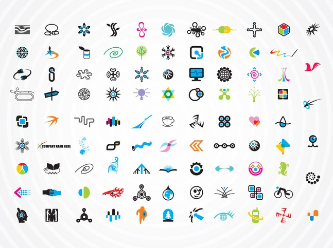 Clever Icons vector free
