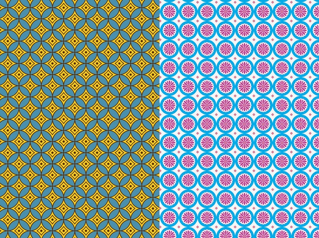 Seamless Patterns Vector free