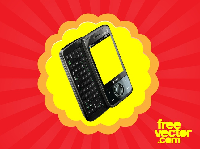 Smart Phone Vector free