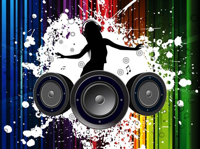 Vector Girl DJ free