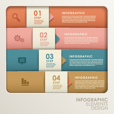 Business Infographic creative design 1165 free