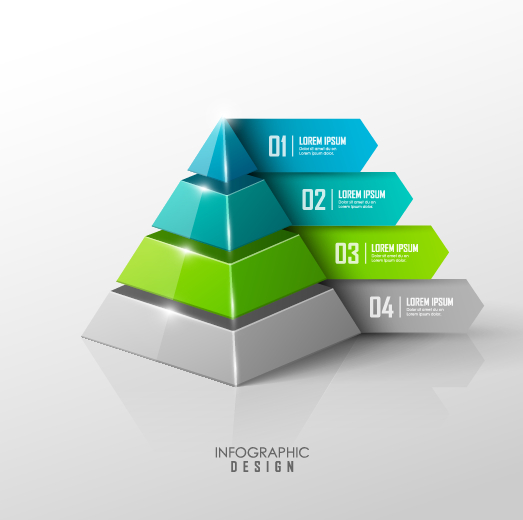 Business Infographic creative design 1171 free